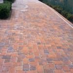 installing patio pavers