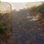 side walk pavers