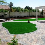 landscaping synthetic grass 4
