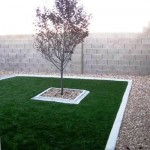 landscaping synthetic grass 3