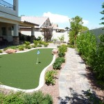 synthetic grass in las vegas